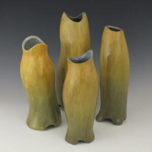 Pasture Vases by Claire Waddick