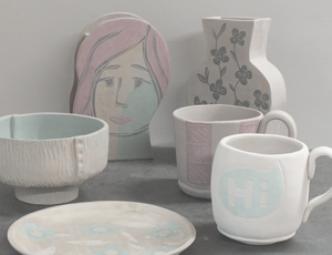 Flatten and Join Online Class Sample Pottery